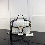 GUCCI 古馳 GG Marmont 498110